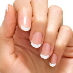 Color Street Makeup - COLOR STREET French Manicure Nail Strips